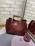 Модная женская сумка  из экокожи, фото 5