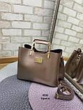 Модная женская сумка  из экокожи, фото 6
