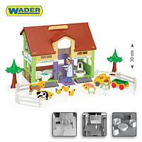 """Игровой набор  """"Play House - Ветеринар""""  - кукольный домик от Wader (Польша)"""