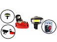 Велосипедний ліхтар BL-908, комплект 2 шт., передній і задній, велофонарик, фото 5