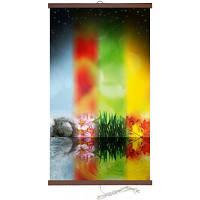Електрообігрівач настінний, Сезони, 400 Вт, Тріо, це яскравий, інфрачервоний обігрівач картина