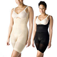 Комплект утягивающего белья Slim & Lift Supreme - в комплекте 2 шт. (чёрный+бежевый) ХХL, фото 1