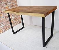 "Опора для столов лофт ""Kvadro"" ножка, подстолье, база для стола."