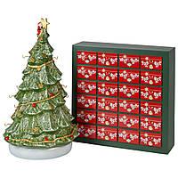 Різдвяний календар Christmas Toys Memory Villeroy & Boch
