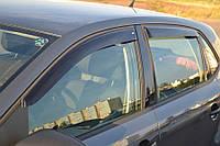 Дефлекторы окон (ветровики) Volkswagen Polo V Hb 5d 2010