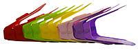 Полочка-стойка для обуви, набор, органайзеры для обуви, система хранения обуви (10 стоек/уп.), фото 1