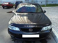 Дефлектор капота (мухобойка) Opel Vectra B 1996-2001