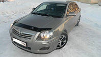 Дефлектор капота (мухобойка) Toyota Avensis 2003-2008