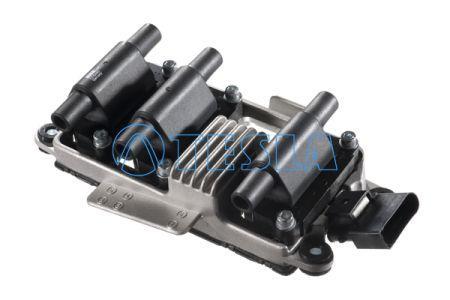 Катушка зажигания AUDI 100, AUDI 80, AUDI A4, AUDI A6 TESLA CL006