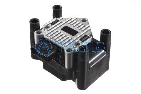 Катушка зажигания AUDI A1, AUDI A3, AUDI A4, SEAT IBIZA TESLA CL002