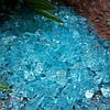 "Стекло ""голубой лёд"" фр 3-5мм"