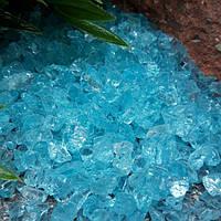 """Стекло """"голубой лёд"""" фр 3-5мм, фото 1"""