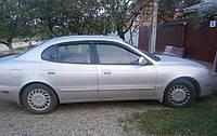 Дефлекторы окон (ветровики) Daewoo Leganza 1997-2008