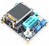 ESR, LCR тестер GM328A тестер для конденсаторов, с частотомером и генератором