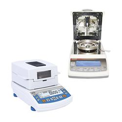 Весы-влагомеры (анализаторы влажности)