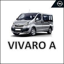 Opel Vivaro A 2001-2014