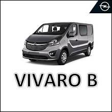 Opel Vivaro B 2014-2019
