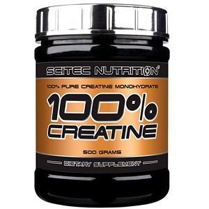 Креатин Scitec Nutrition Creatine Monohydrate (500 грамм.)