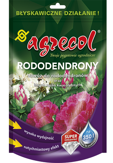 Удобрение для рододендронов и азалии Agrecol - 350 гр