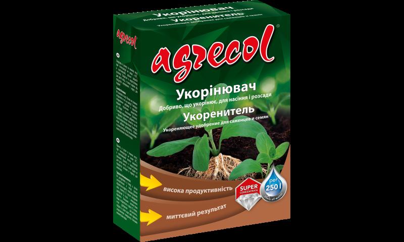 Укореняющее удобрение для саженцев и семян Agrecol - 250 гр