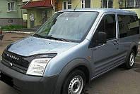 Дефлектор капота (мухобойка) Ford Transit Connect 2002-2006