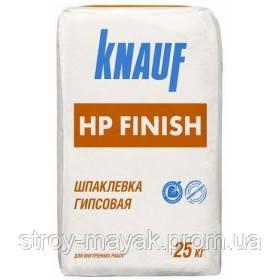 Кнауф HP Finish финишная гипсовая шпаклевка 25кг Knauf