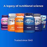 Мультивитамины для мужчин, One-A-Day, Bayer, 100 таблеток, фото 4