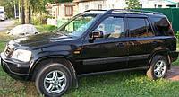 Дефлекторы окон (ветровики) HONDA CR-V I 1995-2001, фото 1
