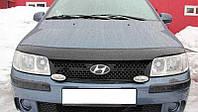 Дефлектор капоту (мухобійка) Hyundai Matrix 2000-2008