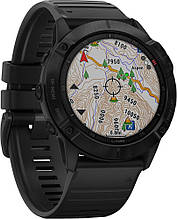 Смарт-часы Garmin Fenix 6x Pro Black with Black Band (010-02157-01)