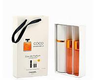 Chanel Coco Mademoiselle 3x15ml