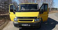 Дефлектор капота (мухобойка) Ford Transit 1999-2007
