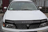 Дефлектор капота (мухобойка) Nissan Maxima QX 1994-2000