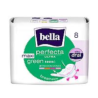 Гигиенические прокладки Bella Perfecta Ultra Maxi Green 8 шт (5900516306076)