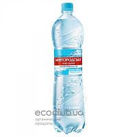 Минеральная вода слабогазированная нежная Миргородская 1,5л