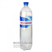 Минеральная вода сильногазированная Моршинская 1,5л