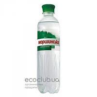 Минеральная вода слабогазированная Моршинская 0,5л