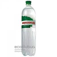 Минеральная вода слабогазированная Моршинская 1,5л