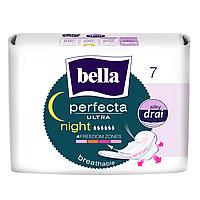 Гигиенические прокладки Bella Perfecta Ultra Night.silky drai 7 шт (5900516306090)