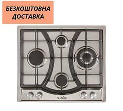 Варильна поверхня Ventolux HG E7 CEST (X) Газова Нержавіюча сталь