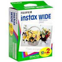 Фотоплівка, картридж Fujifilm Colorfilm Instax Wide х 2 (16385995)