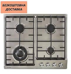 Варильна поверхня Ventolux HG H7 CEST (X) Газова Нержавіюча сталь