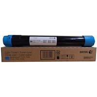 Тонер картридж голубой (Cyan) для Xerox WorkCentre 7525, 7530, 7535, 7545, 7556, 7970