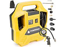 Компрессор безмасляный Powermat PM-KB-1100T / PM0725
