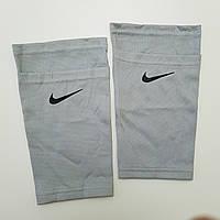 Держатели для щитков (тейпы) Nike серые