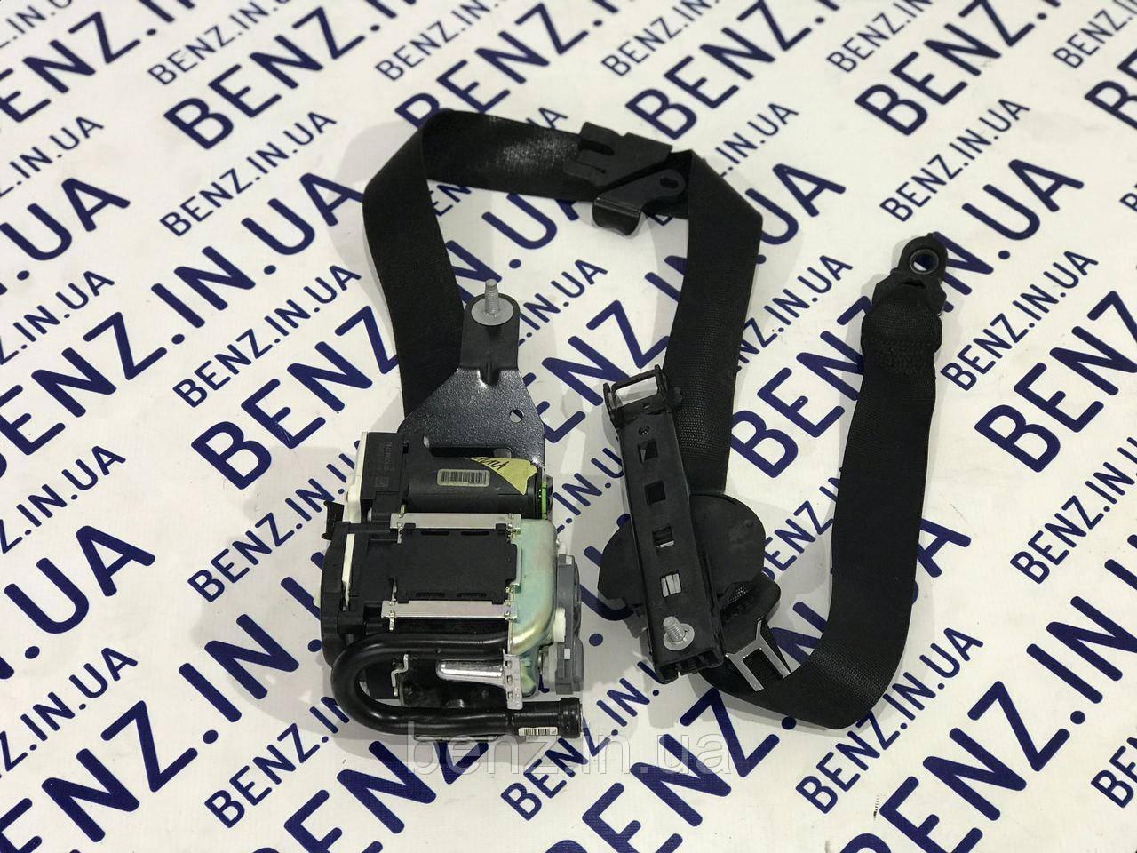 Ремень безопасности правый передний W212 рестайл A2128600886