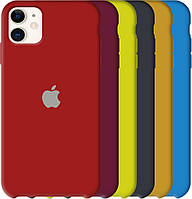 Чехол Apple Silicone Case для Apple iPhone 11