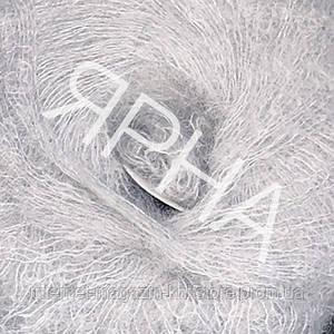 Пряжа Yarna Super Royal Серый нежный