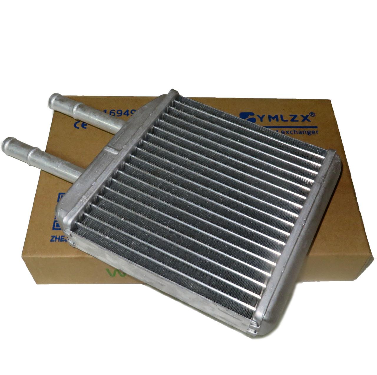 Радіатор пічки Матіз, YMLZX, YML-BH-140, 96314858-