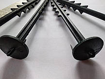 Колышки для фиксации агроволокна 1шт длина 170мм /50шт уп.